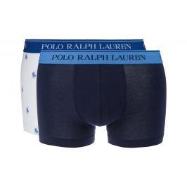 Polo Ralph Lauren 2 db-os Boxeralsó szett Kék Fehér