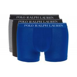 Polo Ralph Lauren 3 db-os Boxeralsó szett Fekete Kék