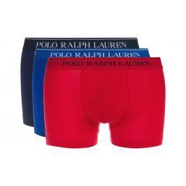 Polo Ralph Lauren 3 db-os Boxeralsó szett Fekete Kék Piros