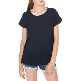 Vero Moda Satino Póló Kék