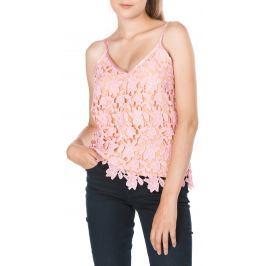 Vero Moda Beauti Trikó Rózsaszín
