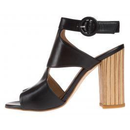Carmens Daisy Day 2 Magassarkú cipő Fekete