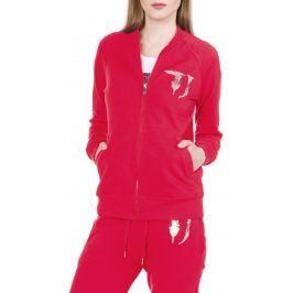 Trussardi Jeans Melegítő felső Piros