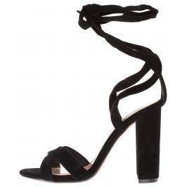 Steve Madden Christey Magassarkú cipő Fekete