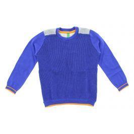 United Colors of Benetton Gyerek pulóver Kék Szürke