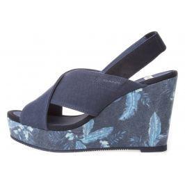 Gant Stella Telitalpú cipő Kék