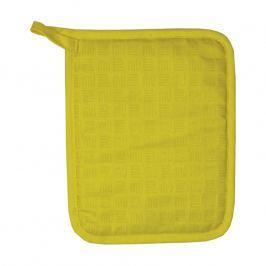 MÜkitchen MÜincotton® szilikon edényfogó, sárga