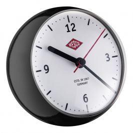 Wesco Mini asztali óra időzítővel, fekete
