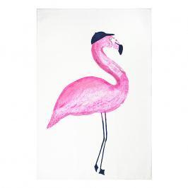 MÜkitchen MÜincotton® konyharuha / törölköző, Flamingo