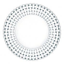 Nachtmann Bossa Nova kristály lapos tányérszett, 2 db