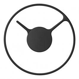 Stelton Classic falióra, közepes, Ø 22 cm, black