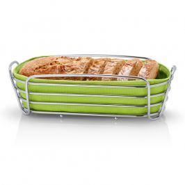 Blomus DELARA kenyérkosár, ovális, zöld