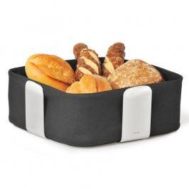 Blomus DESA nagy kenyérkosár, fekete