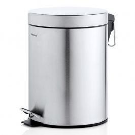 Blomus NEXIO fürdőszobai szemeteskosár, matt rozsdamentes acél, 5 liter