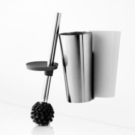 Eva Solo Falra szerelhető WC-kefe, rozsdamentes acél