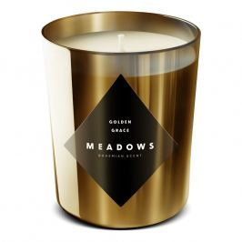 Meadows Golden Grace illatgyertya, medium, arany