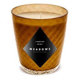 Meadows Libertine Spirit illatgyertya, mini, borostyán sárga