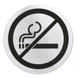 """Blomus SIGNO """"dohányozni tilos"""" piktogram ajtóra, kör alakú"""
