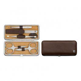 ZWILLING TWINOX® Elk manikűrkészlet, 5 részes, barna