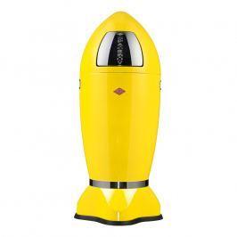 Wesco Spaceboy XL szemeteskosár, 35 liter, citromsárga