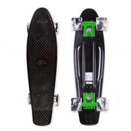 Street Surfing Beach Board Wipe Out zöld, fekete
