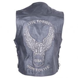 Sodager Live To Ride Vest L - fekete