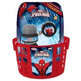 Spiderman Kerékpár szett