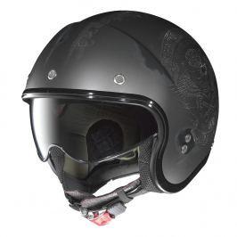Nolan N21 Speed Junkies Flat Asphalt Black XL(61-62) - aszfalt fekete