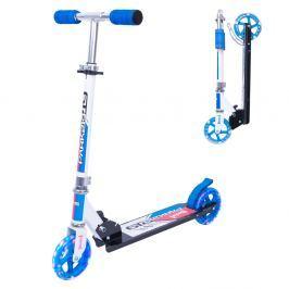 WORKER Cirky roller világító kerekekkel kék