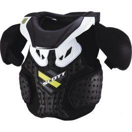 SCOTT Neck Armor Junior XS - fekete