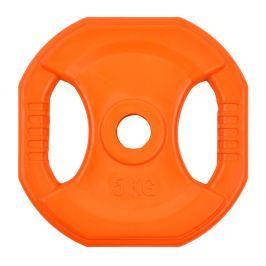 inSPORTline súlytárcsa Pump 5 kg - 25 mm