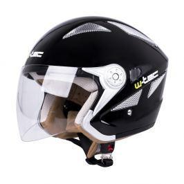 W-TEC W-tec V529 XS (53-54) - fekete Přilby na motocykly