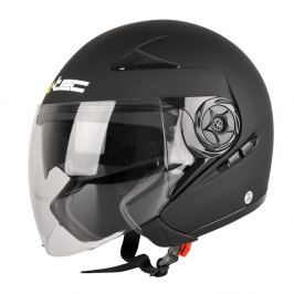 W-TEC NK-617 S (55-56) - matt fekete Přilby na motocykly
