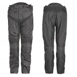 W-TEC Anubis S - fekete Kalhoty na motocykl