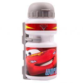 Disney Cars Disney plastová láhev + plast držák Příslušenství pro vozítka
