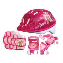 Barbie Barbie dívčí  a chrániče Kolečkové brusle