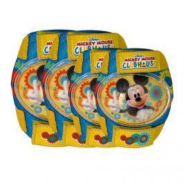 Mickey Mouse Disney Mickey Mouse sada chráničů pro děti