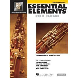 Hal Leonard Essential Elements for Band - Book 1 with EEi Bassoon