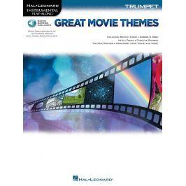 Hal Leonard Great Movie Themes: Instrumental P-A Trumpet Trumpet