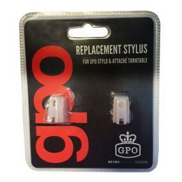 GPO Retro Stylo/Attache 2 pcs