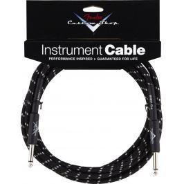 Fender Custom Shop Performance Series Cable 5.5m Black Tweed