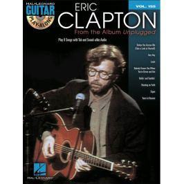 Hal Leonard Guitar Play-Along Volume 155: Eric Clapton The Unplugged