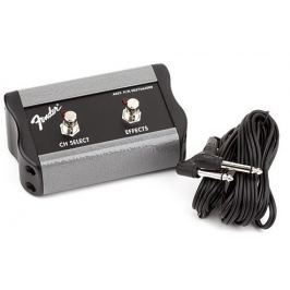 Fender 2-Button Footswitch: Channel/FX (B-Stock) #902348