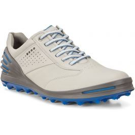 Ecco Golf Cage Pro Concrete /Bermuda Blue 43 Mens
