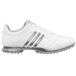 Adidas Signature Natalie 2 White/Silver Womens UK4