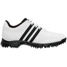 Adidas JR Golflite 4 White/Black Junior UK3.5