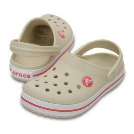 Crocs Crocband Clog Kids Stucco/Mellon 34-35