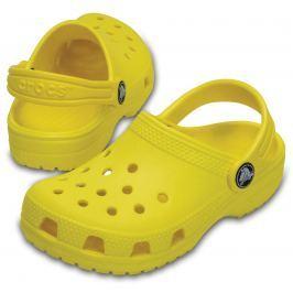 Crocs Classic Clog Kids Lemon 25-26