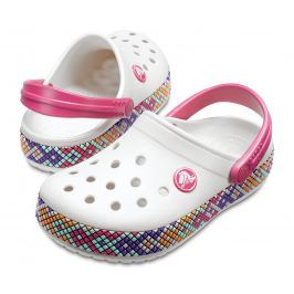 Crocs Crocband Gallery Clog Kids Oyster 30-31