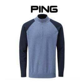 Ping Maximum Ii Sweater Sea/Nvy M